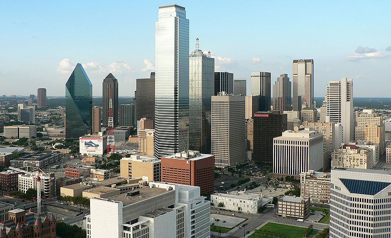 Dallas Bankruptcy Attorney-Lawyer Alex Wathen.  Image courtesy of Wikimedia Commons.